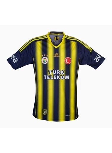 Fenerbahçe Forma Renkli